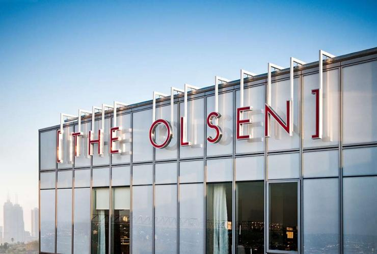 The Olsen, South Yarra, Victoria © The Olsen
