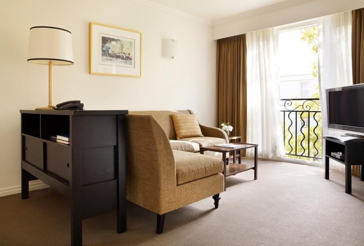 The Lyall Hotel and Spa, Melbourne, Victoria © Lyall Hotel and Spa
