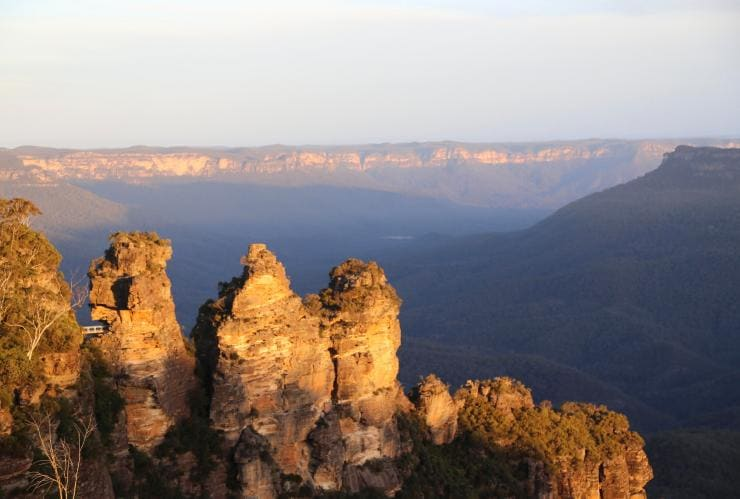 The Three Sisters, Blue Mountains, New South Wales © Destination NSW
