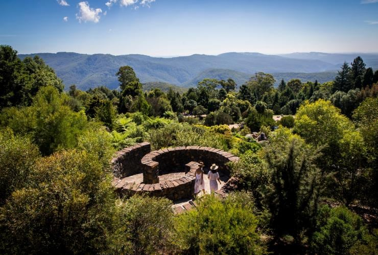 Blue Mountains Botanic Garden, Mount Tomah, Blue Mountains, New South Wales © Destination NSW