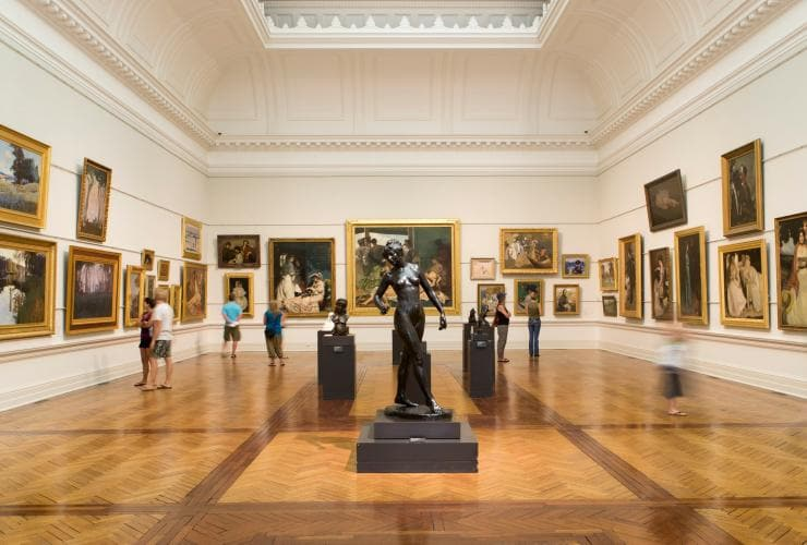 Art Gallery of New South Wales, Sydney, NSW © Art Gallery of New South Wales