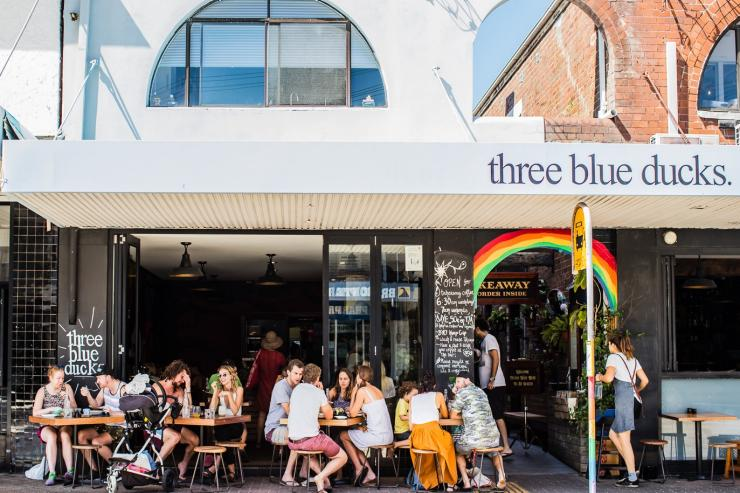 Three Blue Ducks, Sydney, New South Wales © Three Blue Ducks