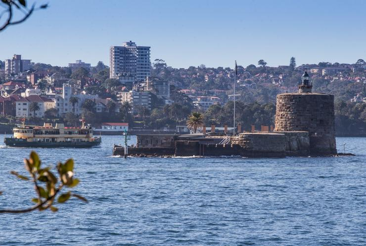 Fort Denison, Sydney, New South Wales © BridgeClimb