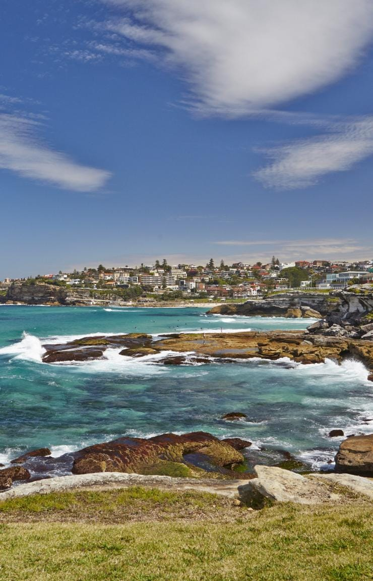 Bondi to Bronte Coastal Walk, Sydney, New South Wales © Lawrence Furzey, Destination NSW