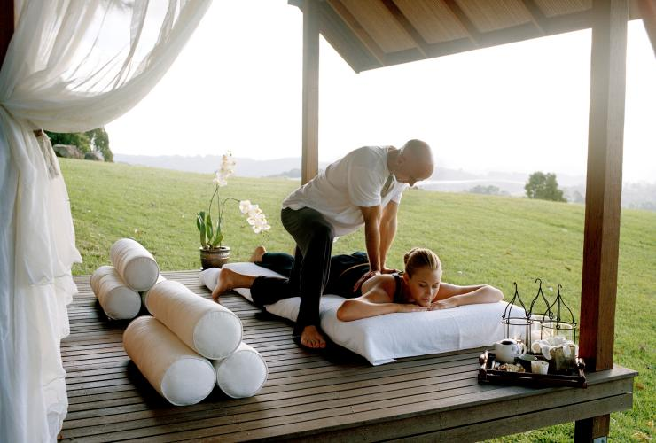 Gaia Reatreat and Spa, Byron Bay, New South Wales © Tourism Australia