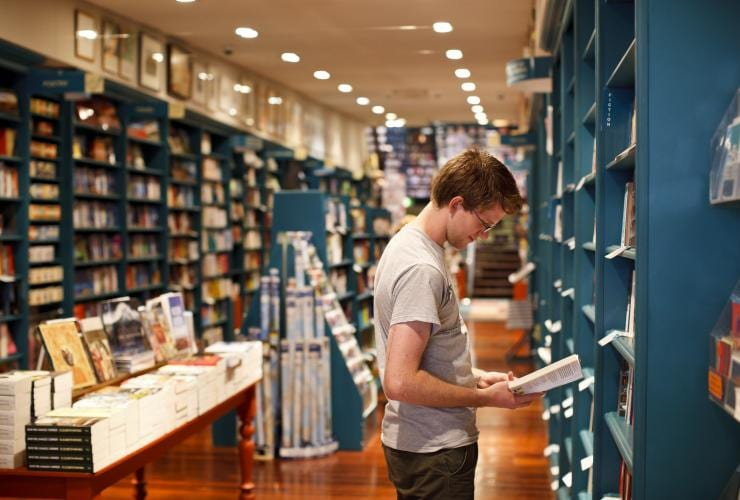 Better Read Than Dead, Newtown, Sydney, New South Wales © James Horan, Destination NSW