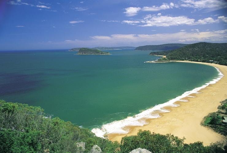Pearl Beach, Ettalong, Central Coast, New South Wales © Nick Rains, Destination NSW