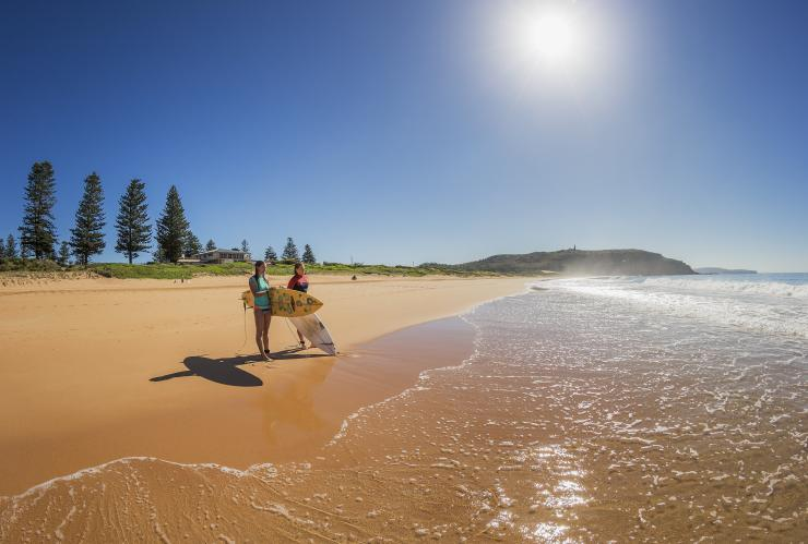Palm Beach, New South Wales © Destination NSW