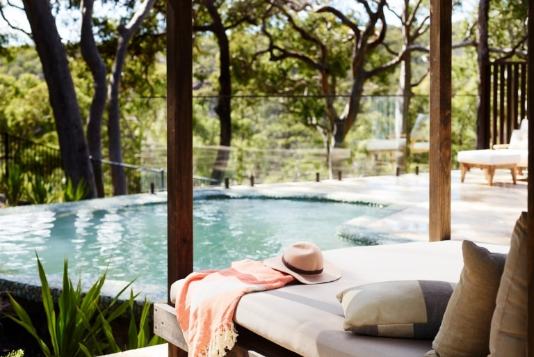 Pretty Beach House, Bouddi National Park, Central Coast, New South Wales © Pretty Beach House