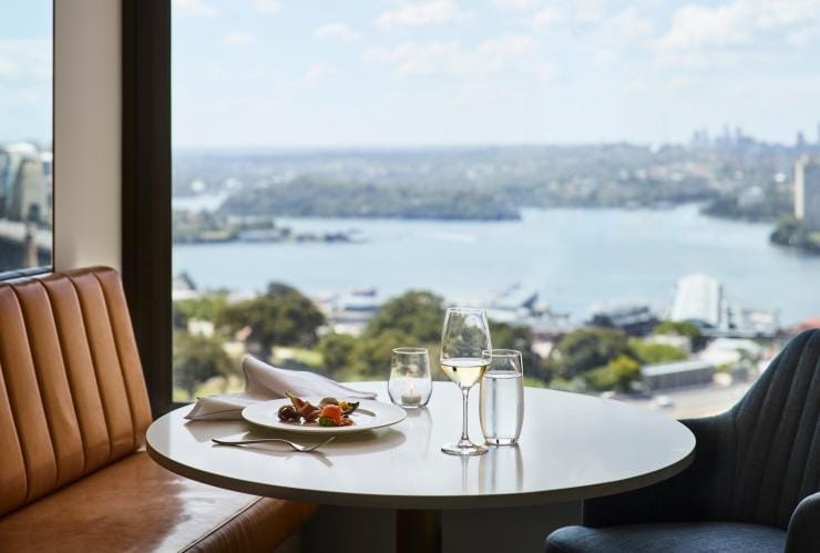 Four Seasons Hotel Sydney, Sydney, New South Wales © Four Seasons Hotel Sydney