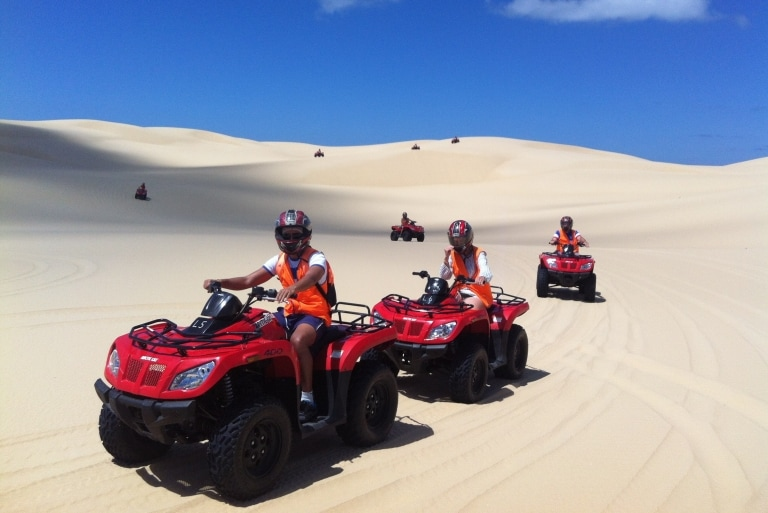 Sand Dune Adventures, Port Stephens, New South Wales © Sand Dune Adventures
