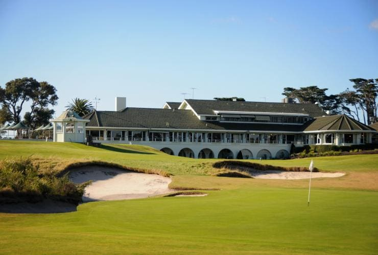 Victoria Golf Club, Melbourne, Victoria © Victoria Golf Club