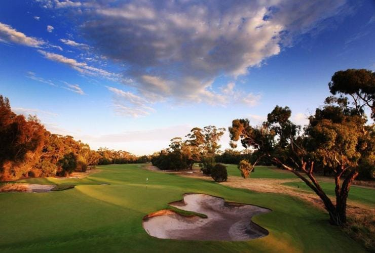 Metropolitan Golf Club, Melbourne, Victoria © The Metropolitan Golf Club