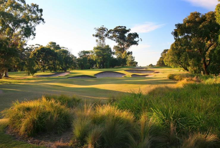 Huntingdale Golf Club, Melbourne, Victoria © Huntingdale Golf Club