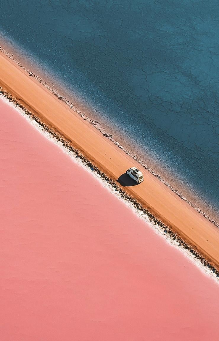 Lake MacDonnell, Eyre Peninsula, South Australia © Lyndon O'Keefe