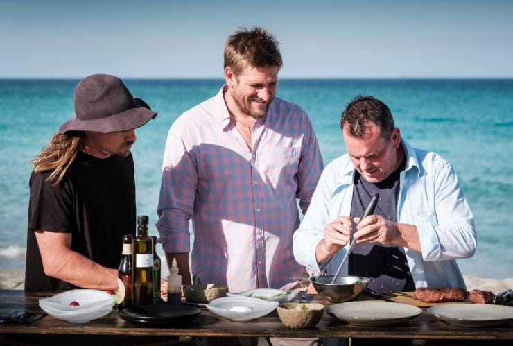Curtis Stone, Margaret River, Western Australia © Insight Photography