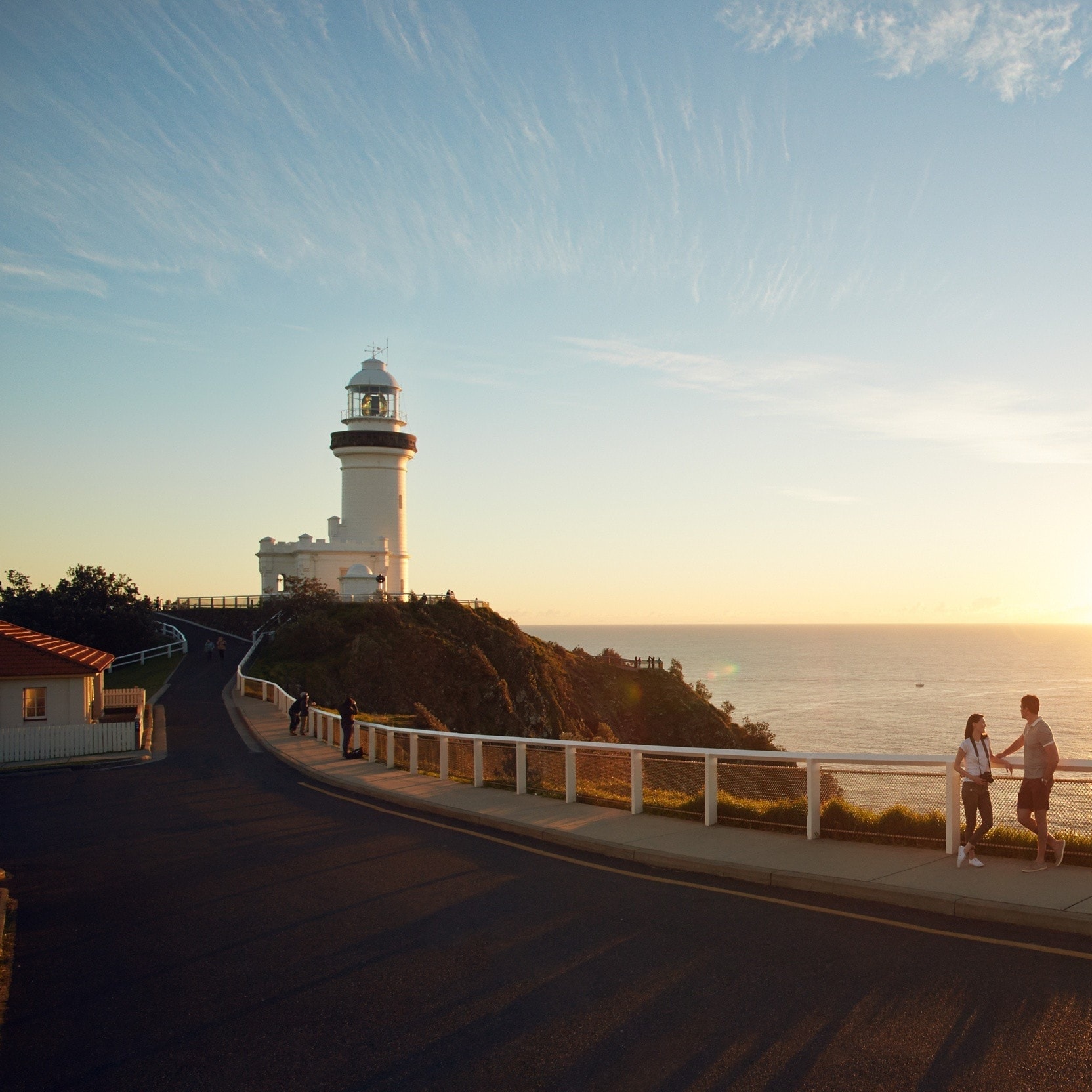 Faro di Cape Byron Bay, Byron Bay, New South Wales © Hugh Stewart; Destination New South Wales