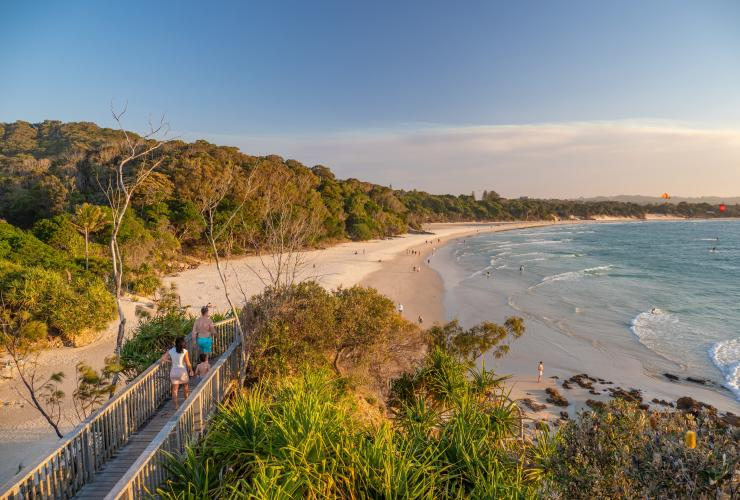 The Pass, Byron Bay, New South Wales © Tourism Australia