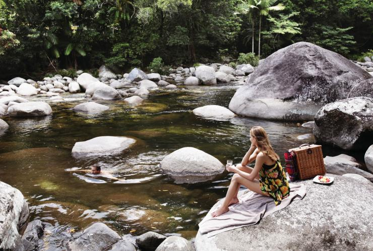 Il Silky Oaks Lodge, il Daintree National Park, il Queensland © Luxury Lodges of Australia