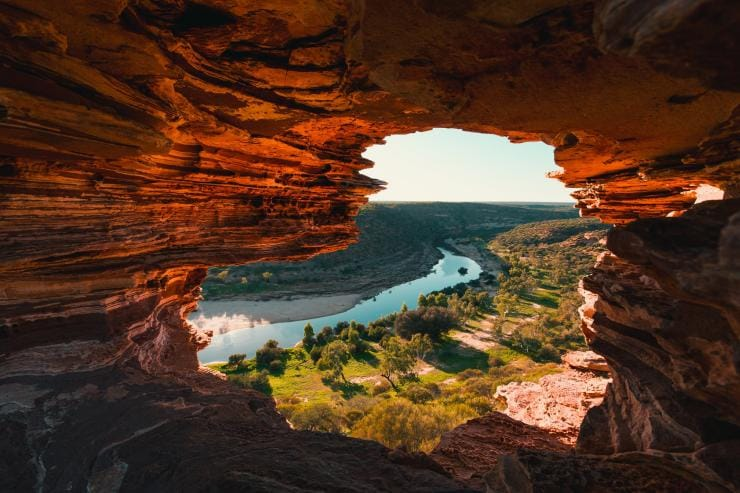 Nature's Window, Kalbarri National Park, Western Australia © Tourism Western Australia