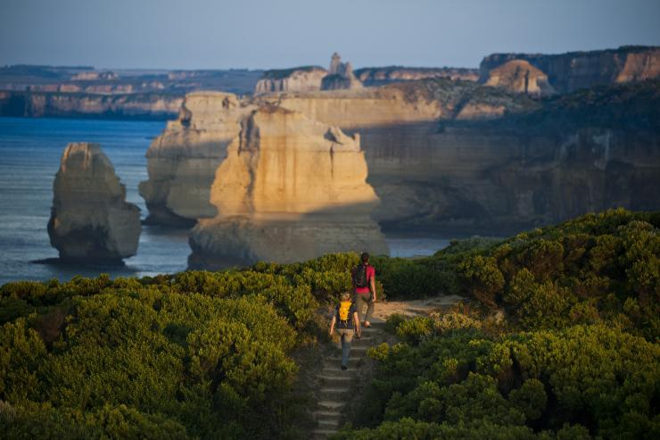 Great Ocean Walk, Great Ocean Road, Victoria © Mark Watson