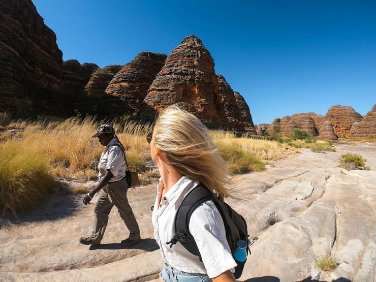 Bungle Bungles, Kimberley, WA © Tourism Australia