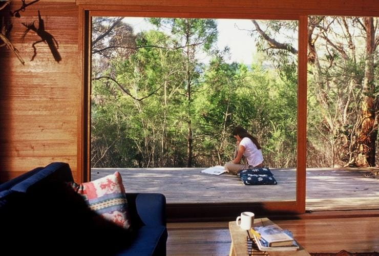 Friendly Beaches Lodge, Freycinet, TAS © Tourism Australia