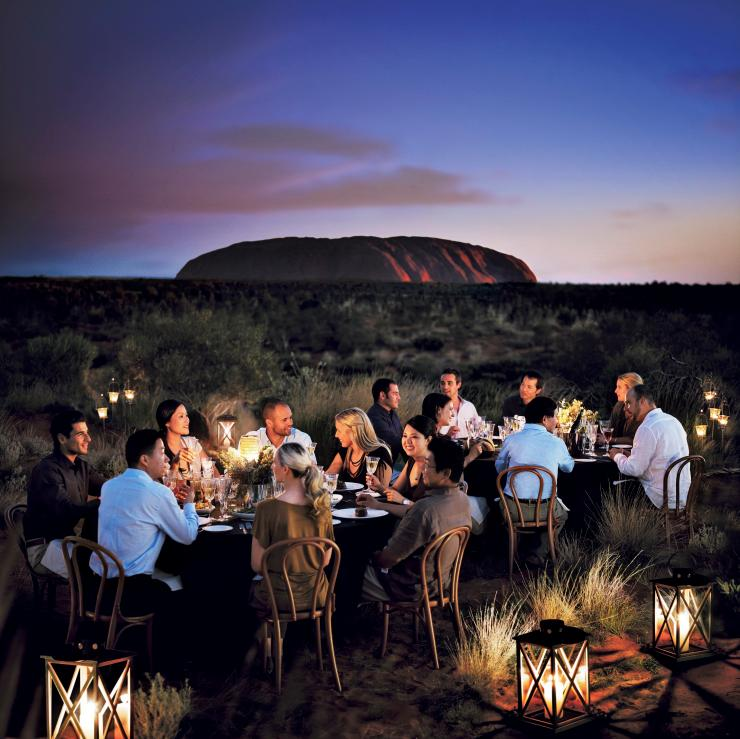 Sounds of Silence, Uluru, NT © Tourism Australia