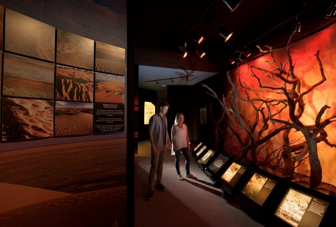 Wadlata Outback Centre, Port Augusta, South Australia © South Australian Tourism Commission