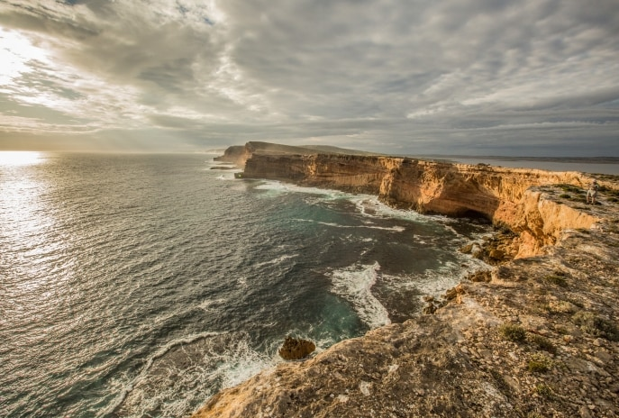 Cummings Lookout, Port Lincoln-Ceduna, South Australia © Tourism Australia