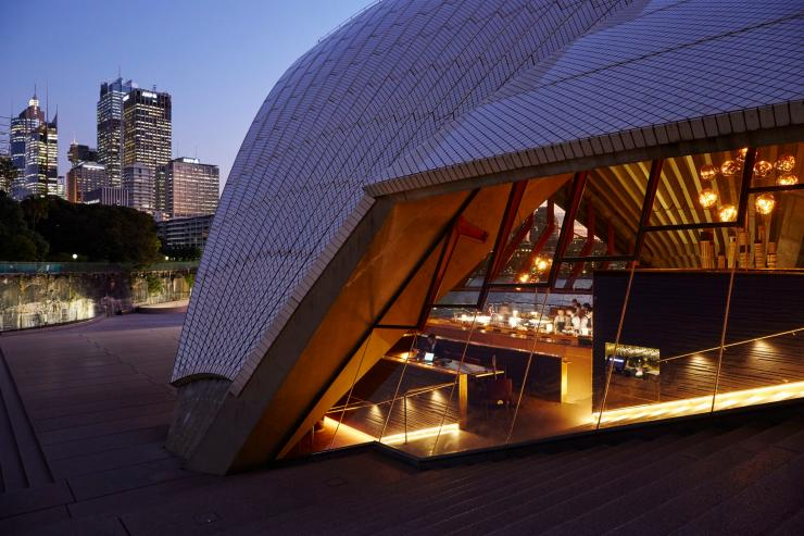 Bennelong, Sydney, New South Wales © Brett Stevens, Bennelong