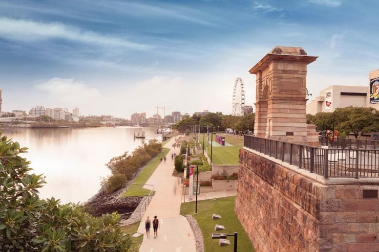 South Bank, Brisbane, Queensland © Tourism and Events Queensland