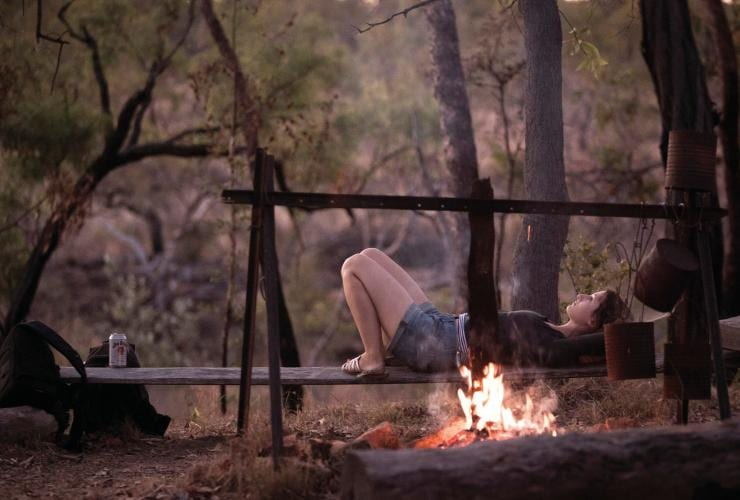 Undara Experience, Undarra, Queensland © Rowan Bestmann, Tourism and Events Queensland