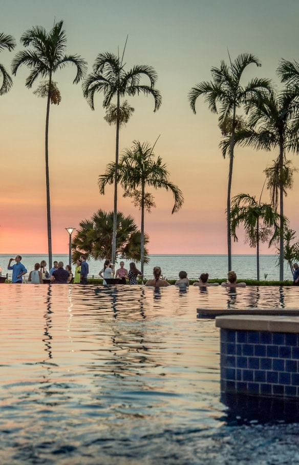 Mindil Beach Casino and Resort, Darwin, Northern Territory © Tourism Northern Territory