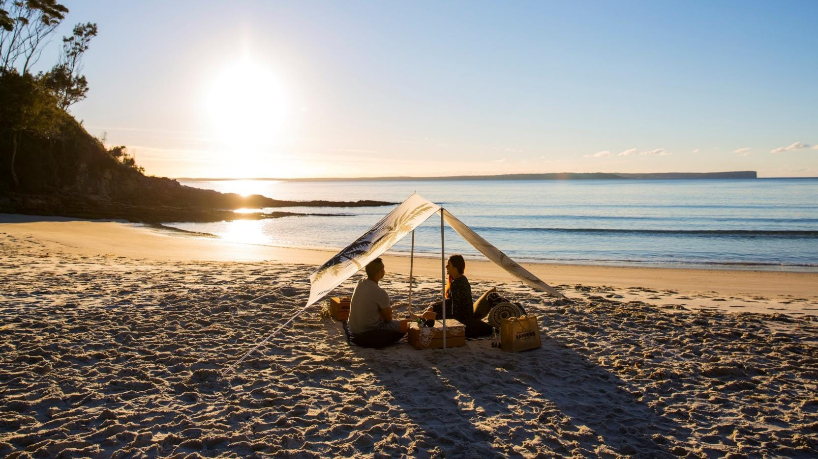 Blenheim Beach, Jervis Bay, New South Wales © Destination New South Wales