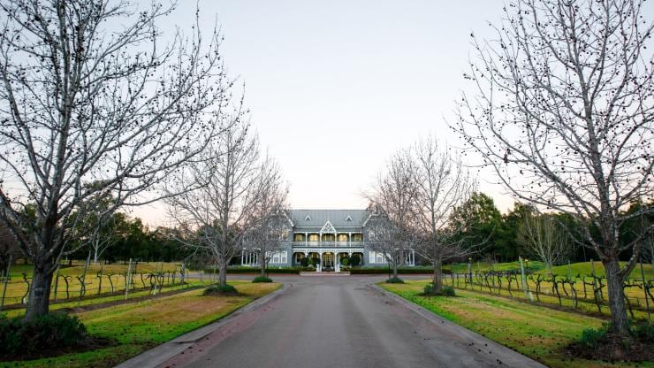 The Convent, Hunter Valley, New South Wales © The Convent