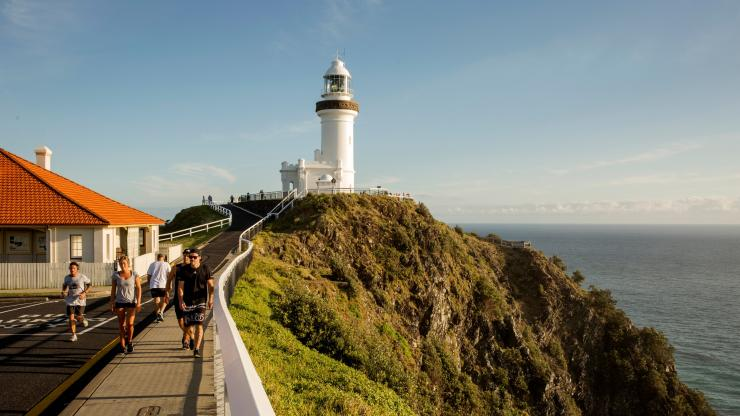 Faro di Cape Byron, Byron Bay, New South Wales © James Horan, Destination NSW