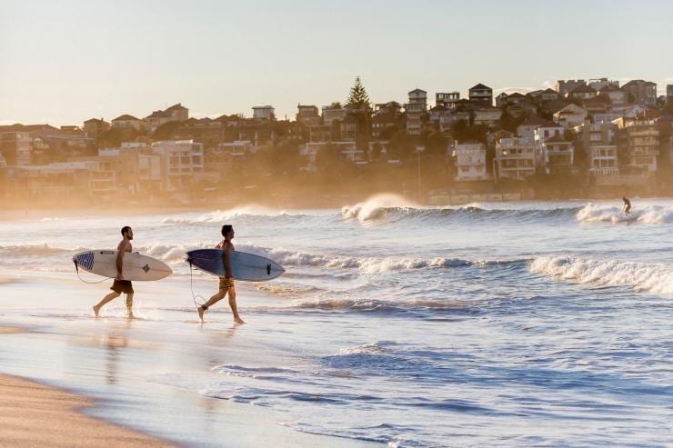 Bondi Beach, Sydney, New South Wales © Daniel Boud