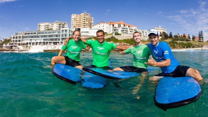 Lets Go Surfing, Bondi Beach, Sydney, New South Wales © Let's Go Surfing