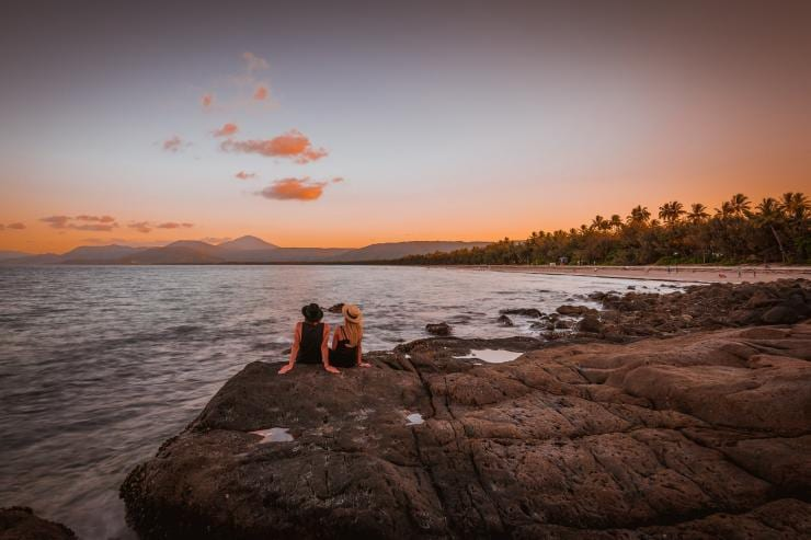 Four Mile Beach, Port Douglas, Queensland © Tourism Port Douglas and Daintree