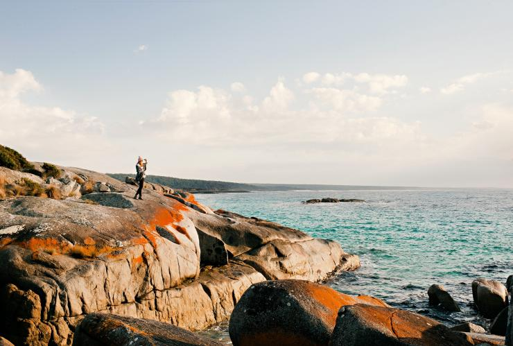 The Gardens, Bay of Fires Conservation Area, Tasmania © Lisa Kuilenburg
