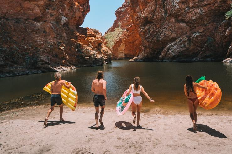 Ocean Rafting, Isole Whitsunday, Queensland © Ocean Rafting