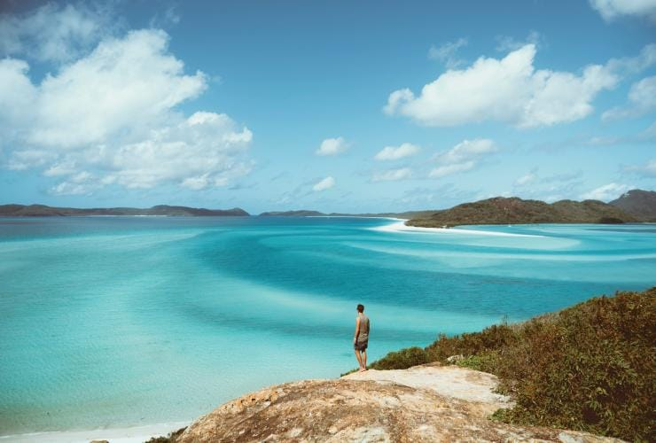 Hill Inlet, Whitsunday, Queensland © Jason Hill, Tourism and Events Queensland