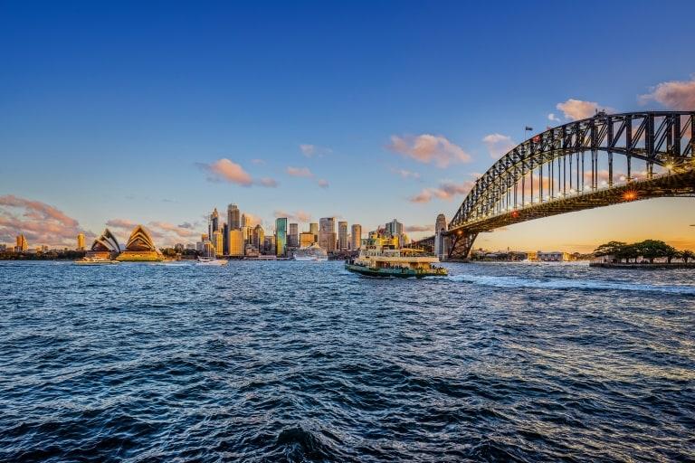 シドニー・ハーバーガイド - オーストラリア政府観光局