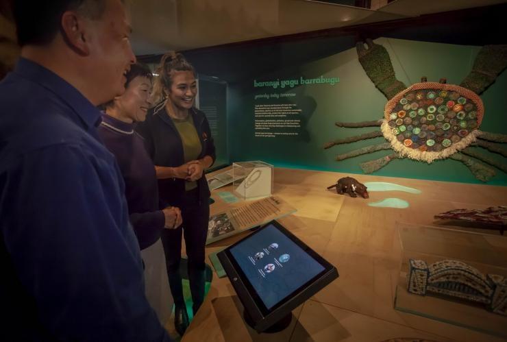 アボリジナル・アートと美術館 - オーストラリア政府観光局