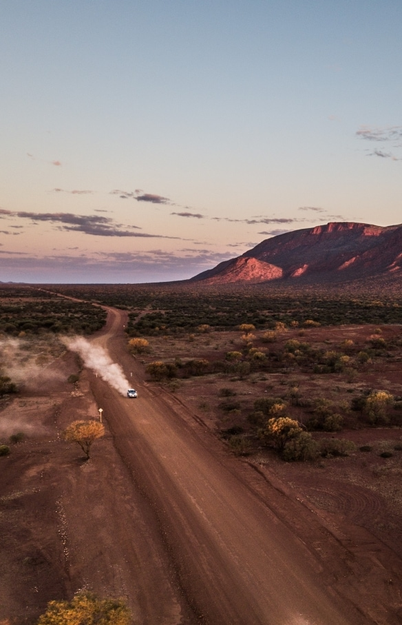 Mount Augustus, Golden Outback, WA © Australia's Golden Outback