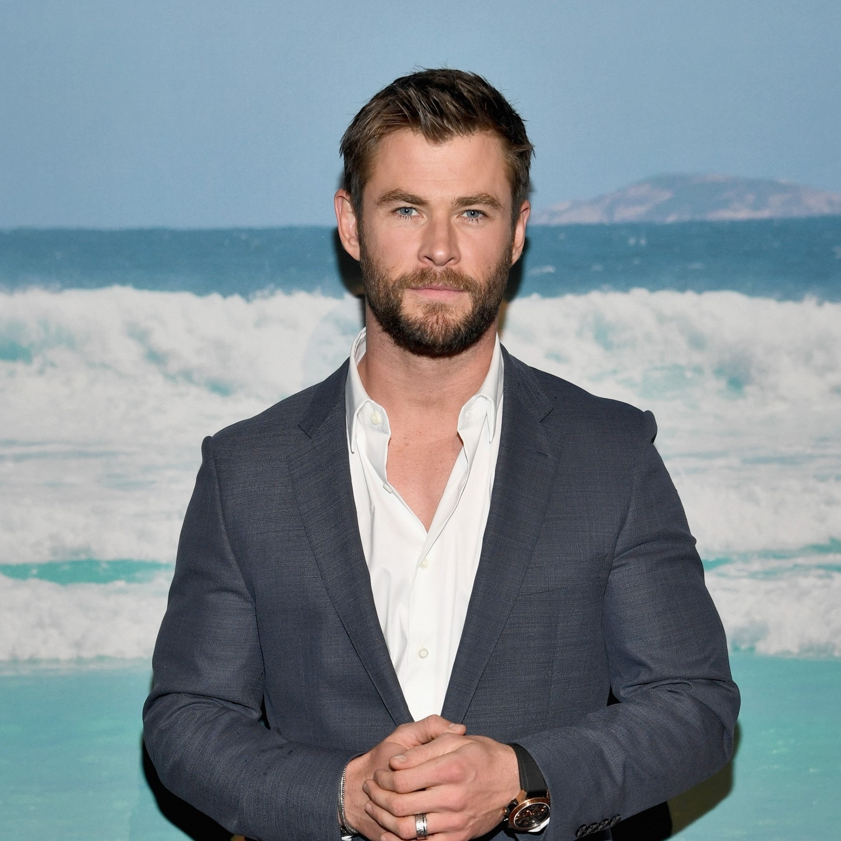 Chris Hemsworth, Global Ambassador © 2017 Getty Images