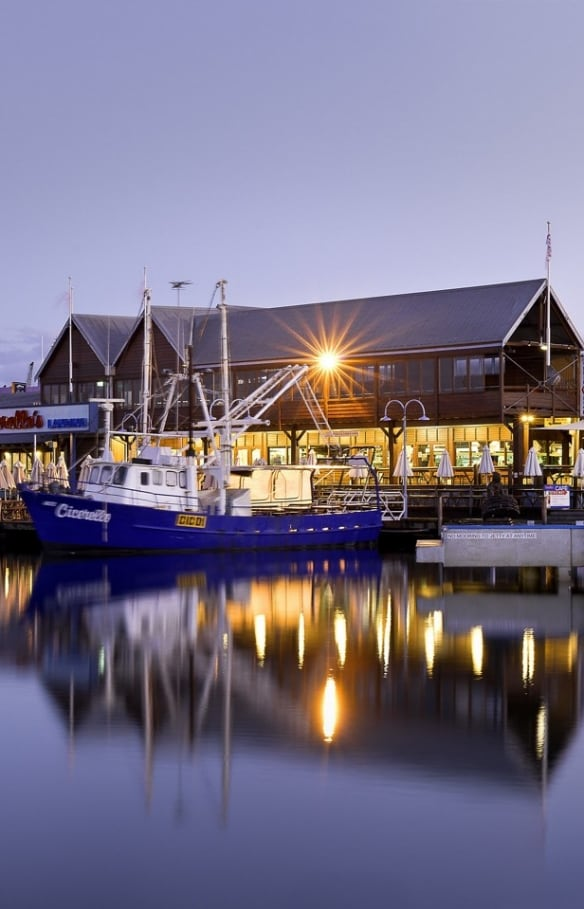 西澳(WA)費裡曼圖漁人碼頭(Fremantle Fishing Boat Harbour)©Spool Photography