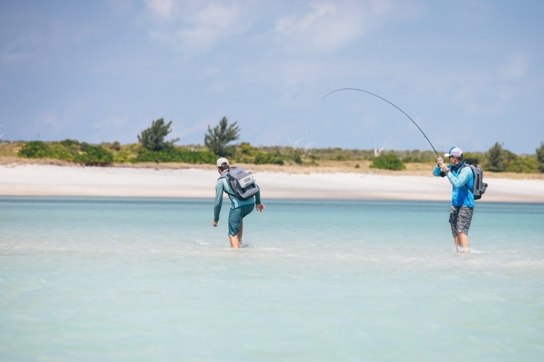 北領地韋塞爾群島Waterline Charters公司©Aussie Fly Fisher