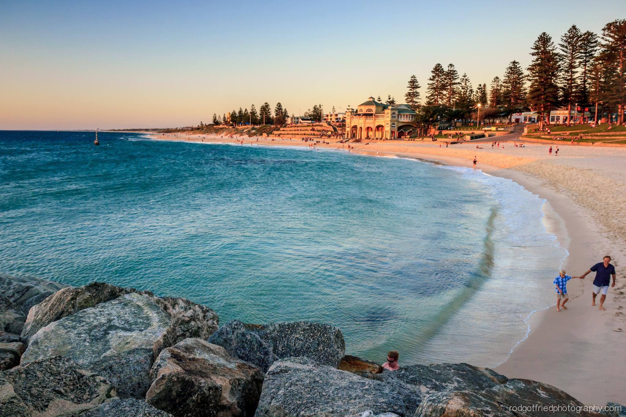 Clima em Perth